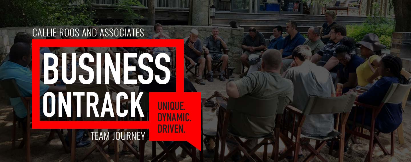Business OnTrack Team Journey with Callie Roos