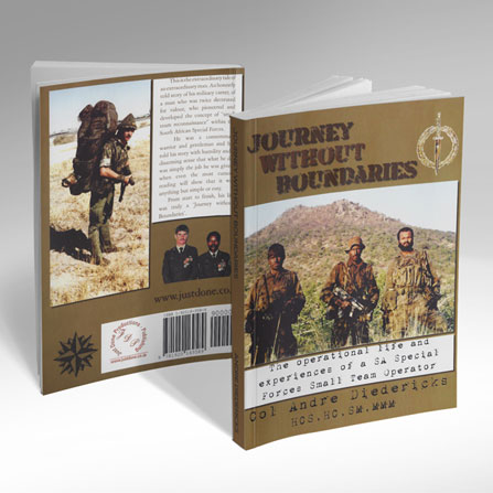 Journey without Boundaries Book